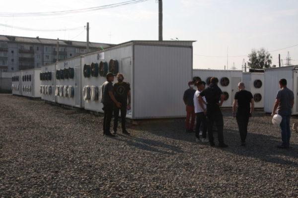 استخراج بیت کوین در سیبری
