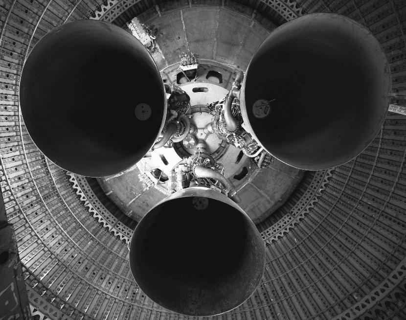 موتورهای رپتور راکت استارشیپ