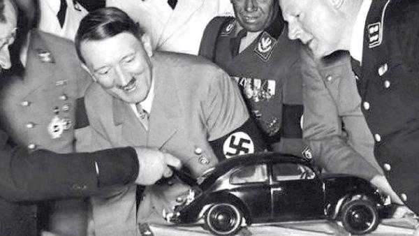 فولکس واگن هیتلر