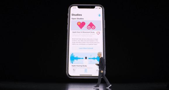 اپل اپلیکیشن Research را برای تحقیقات در مورد قلب و سلامت زنان معرفی کرد