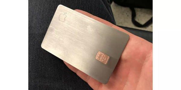 اپل کارت با پوشش آهنی و غبر براق