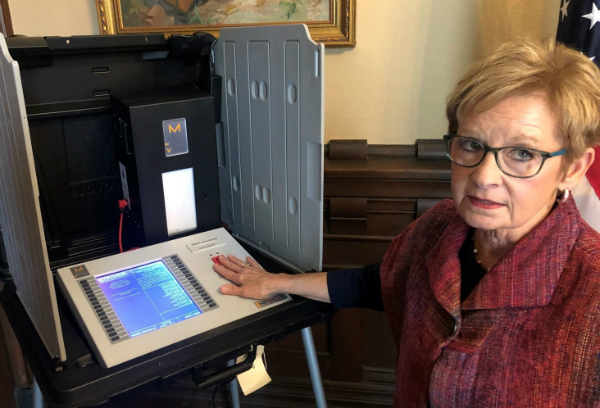 دستگاه های رای گیری