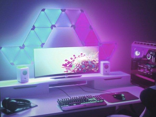 چراغ های هوشمند