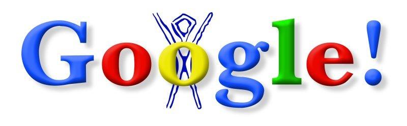 اولین لوگوی گوگل در سال 1998