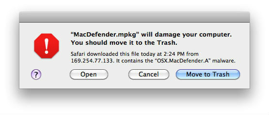 نصب آنتی ویروس در macOS