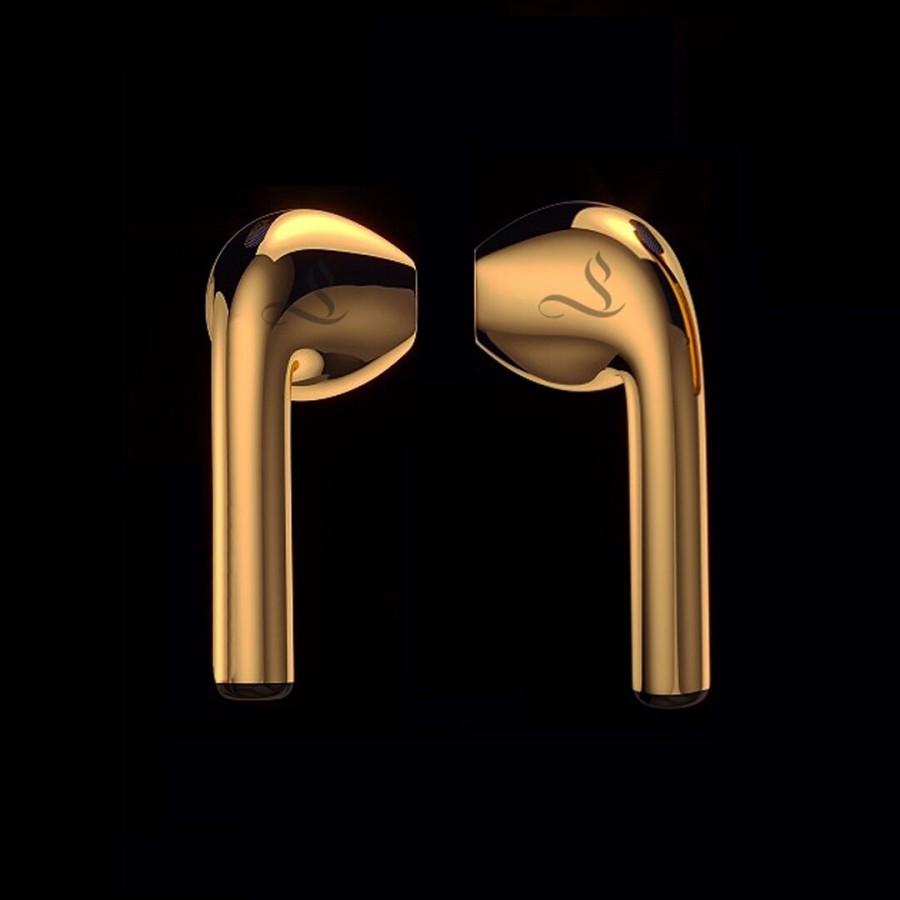 در مجموعه نفیس شرکت Legend برای آیفون 11 پرو ایرپاد با روکش طلای 24 عیار نیز وجود دارد