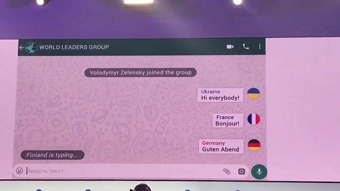 ویدیوی طنز زیلنسکی