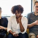 دردهای گردنی ناشی از کار با وسایل موبایل در زنان شدیدتر از مردان است