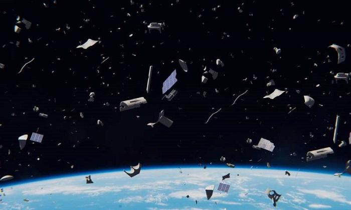 ضایعات فضایی