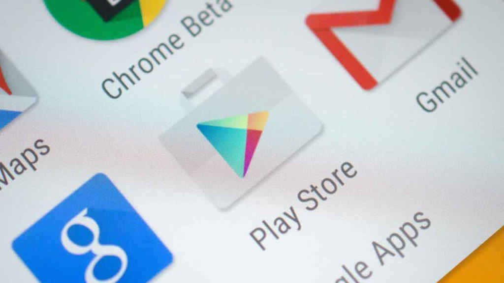 فیلترینگ پلی استور گوگل