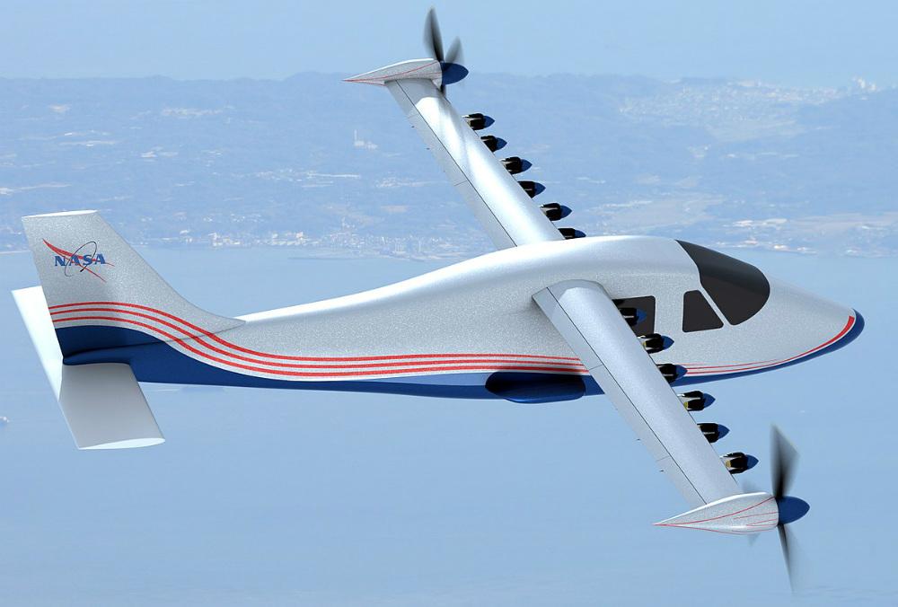 هواپیمایالکتریکی X-plane