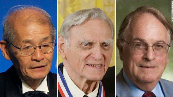 جایزه نوبل شیمی ۲۰۱۹