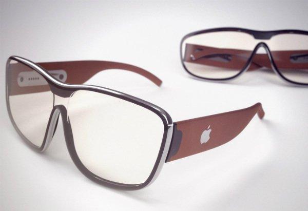 Apple Glass AR Glasses iDrop News x Martin Hajek 9 عینک هوشمند اپل احتمالا به نمایشگرهای نیم اینچی سونی مجهز میشود اخبار IT