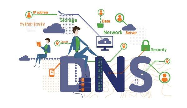 DNS روی HTTPS