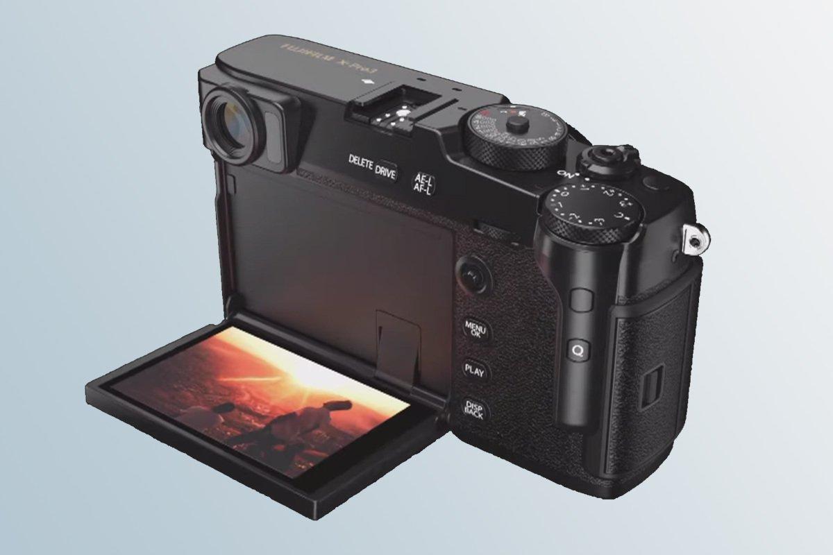 دوربین X-Pro3