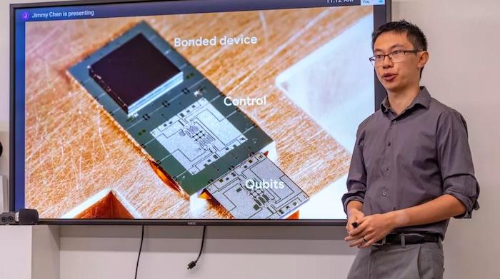 کامپیوتر کوانتومی گوگل