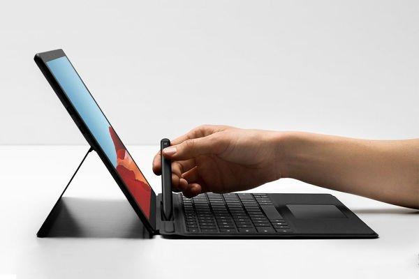 سرفیس پرو ایکس معرفی شد؛ لپتاپ هیبریدی مایکروسافت با چیپست ARM