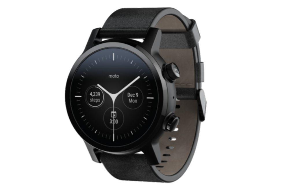رونمایی از ساعت هوشمند موتو 360 نسل سوم