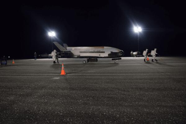 فضاپیمای X-37B