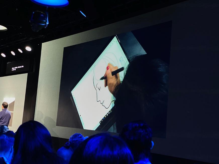 اپلیکیشن Fresco در راه سرفیس پرو ایکس