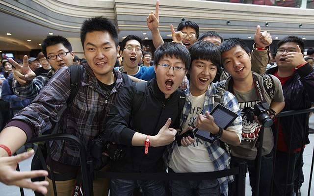 فروش هواوی در چین