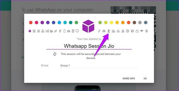 دو حساب کاربری در واتساپ
