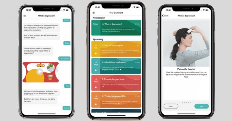 اپلیکیشن Flow برای کمک به بیماران روحی روانی توسعه داده شده است