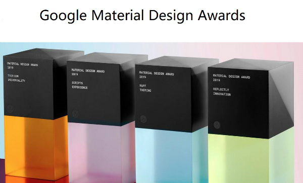 گوگل برندههای جایزه متریال دیزاین ۲۰۱۹ را اعلام کرد