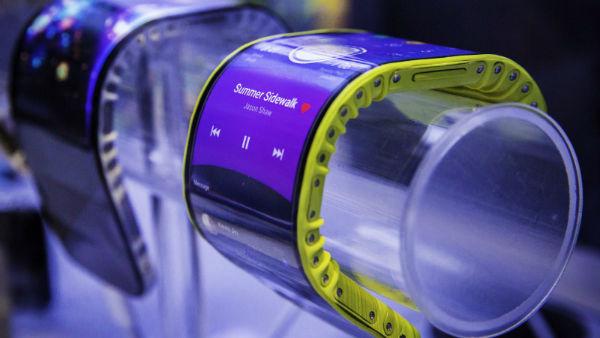 ورود برندها به ساخت ایده های گوشی های تاشو