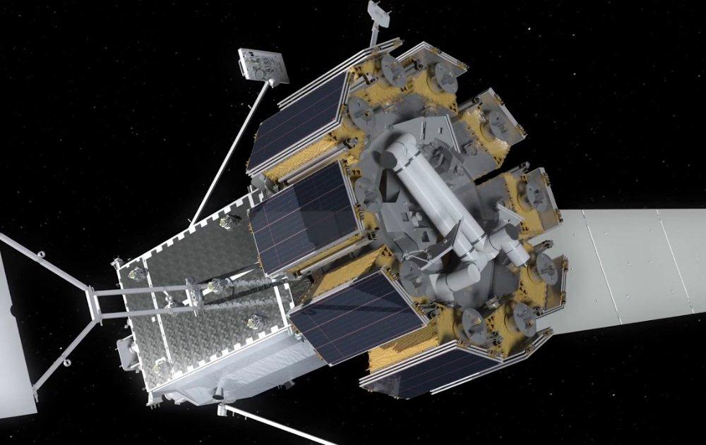 سوخت رسانی به ماهواره