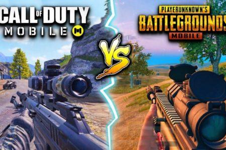 Call of Duty Mobile بهتر است یا پابجی موبایل؟ [تماشا کنید]