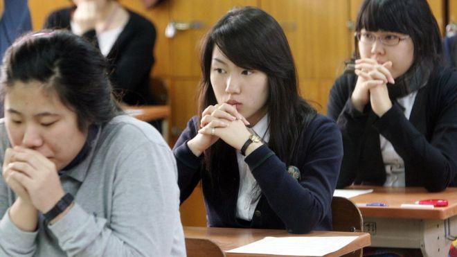 راهکار غیرقانونی خانواده های کره ای برای ورود فرزندانشان به دانشگاه
