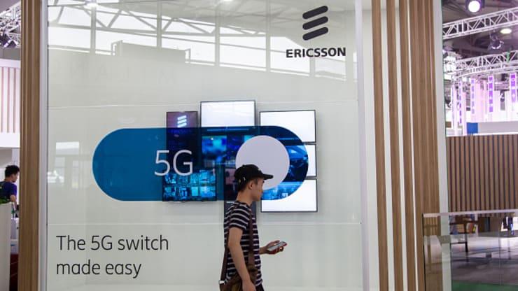 پوشش شبکه 5G