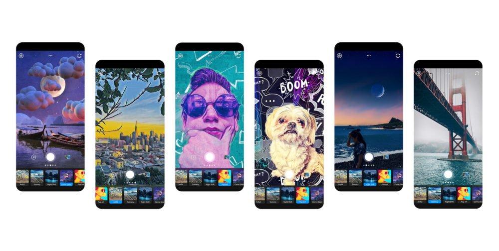 رونمایی ادوبی از اپلیکیشن ویرایش تصویر جدید خود به نام فتوشاپ کمرا برای تلفن های هوشمند