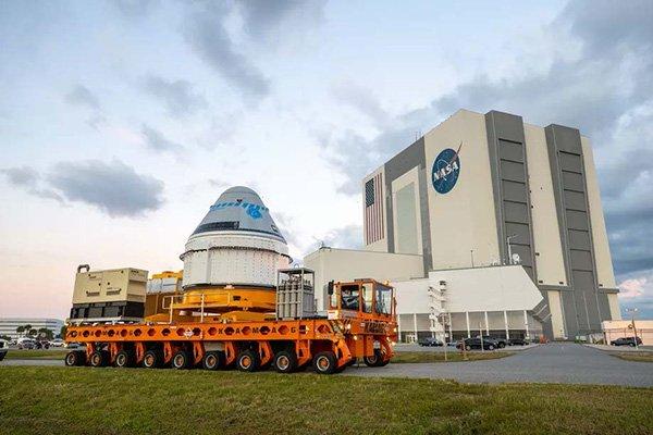 آمادگی بوئینگ برای پرتاب فضاپیمای استارلاینر در ماه آینده میلادی