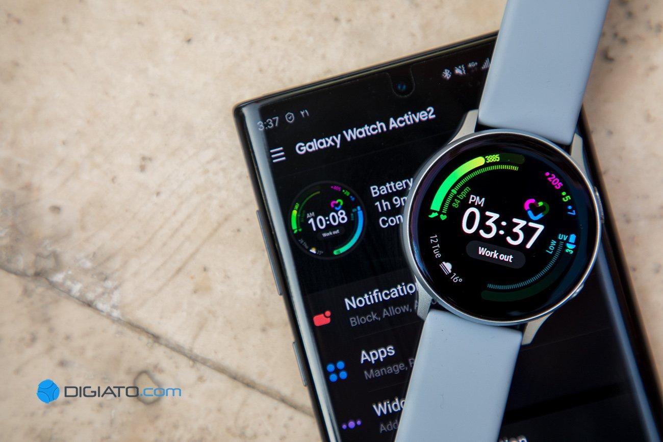 راهنمای خرید ساعت هوشمند گلکسی واچ اکتیو 2