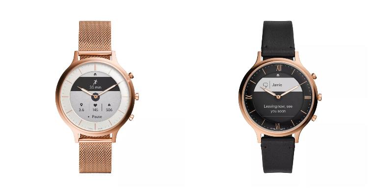 ساعت هوشمند Fossil Hybrid HR