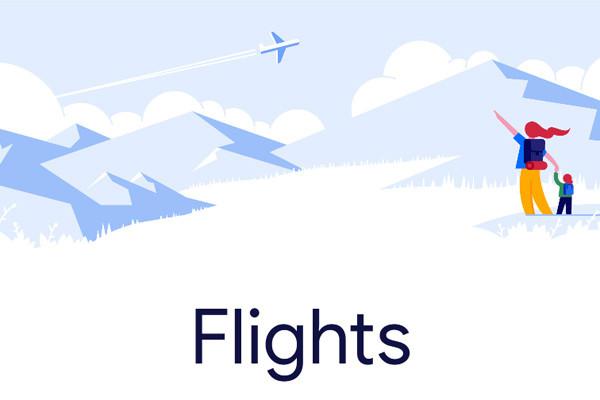 قبل از خرید بلیط هواپیما سری به Google Flights بزنید