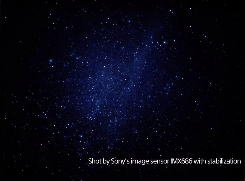 نمونه تصویر گرفته شده با سنسور IMX686 سونی