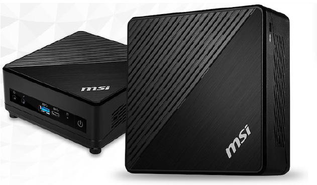 کامپیوتر کوچک MSI به نام Cubi 5