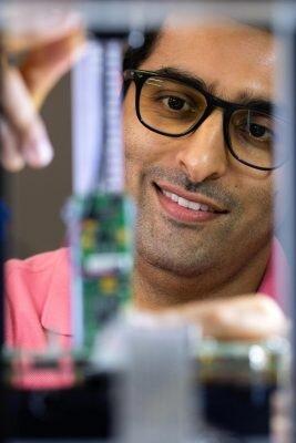 سید محمد سجادی، محقق ایرانی دانشگاه رایس