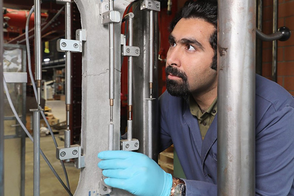 ساخت بتن الیافی دوستدار محیط زیست توسط محقق ایرانی