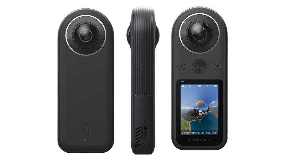 دوربین QooCam 8K