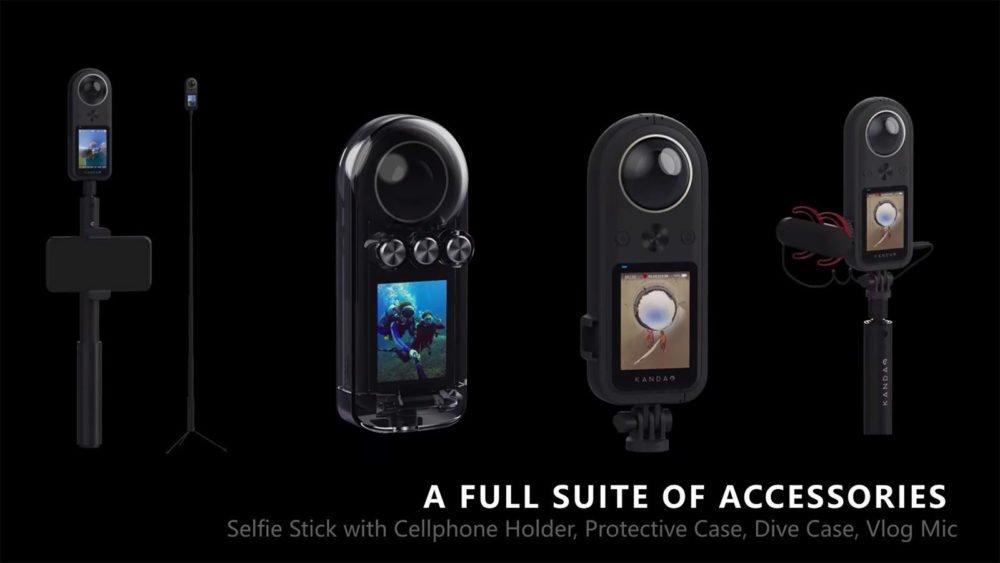 لوازم جانبی دوربین QooCam 8K