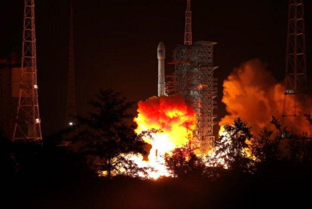 چین پیشرو در پرتاب های مداری در سال 2019