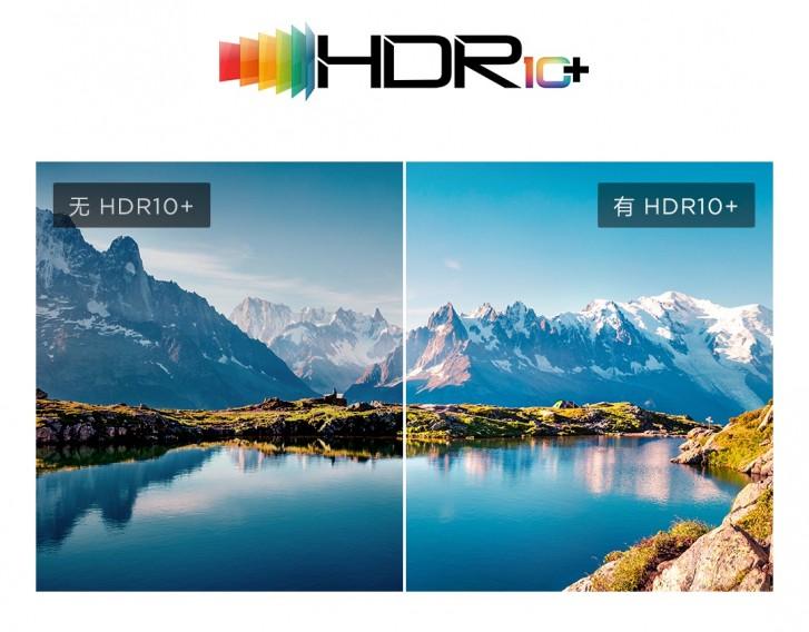 تلویزیون شیائومی Mi TV 5 پرو از +HDR10 پشتیبانی می کند