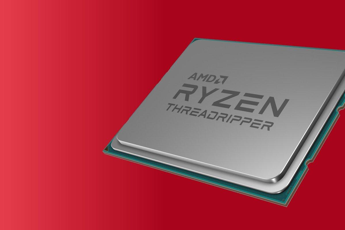 دو پردازنده نسل سوم Ryzen Threadripper شرکت AMD معرفی شدند