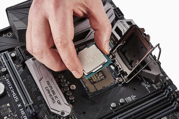 پچ باگ های امنیتی کهنه در پردازنده های اینتل