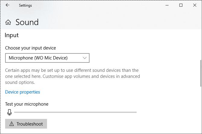میکروفون -  آیا ویندوز صدای شما را تشخیص نمیدهد؟