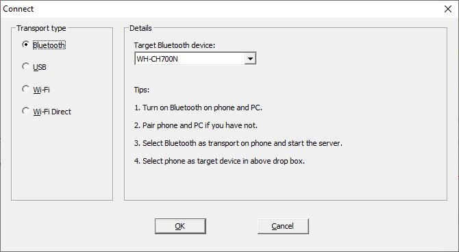 تبدیل گوشی به میکروفون با استفاده از نرم افزار Wo Mic